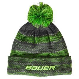 Čiapka s brmbolcom Bauer New Era Color Pop Pom Black/Lime SR