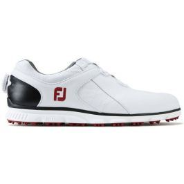 Footjoy Pro Sl Boa Wh/Blk/Red 11 US