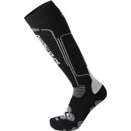 Mico Heavy Weight Superthermo Primaloft Ski Socks Nero Grigio XL